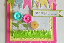 cards Easter / by Julie Robinson