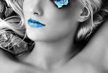 True blue / by Amy Hernandez