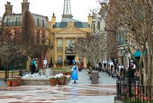 Disney World plans! / by Michelle Joyner