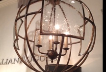 MelissaDetails...Lighting Loves / And then there was light / by Melissa Goulet