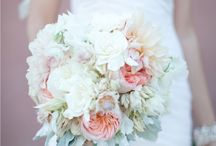 bridal bouquets / by Shelly Sarver Designs