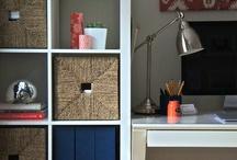 Office organization / by Kelsey Easler
