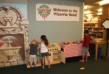 Pizzeria Read Restaurant / by Junior Room