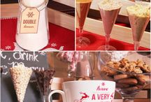 Hot Cocoa Christmas Party / by Candy Galaxy