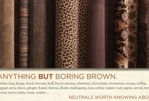 Brown / by Capel Rugs