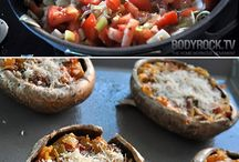 Foodgasm! / My Fav Recipes to cook/Fav foods-Meals/Healthy Snacks.. / by Tomeka