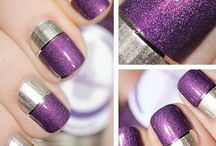 DIY Nails and Nail Art / DIY Nails, Nail Art tutorials and designs. Easy to follow instructions and super tips for fabulous nails. / by DIY Ready | DIY Projects and Crafts Tutorials