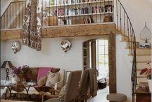 Dream Home / by Mandy Shelton-Johnstone