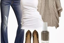 Outfits / by Jessie VM JVM17