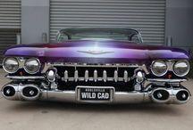 Vintage Cadillac / by Haydocy Automotive