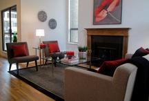 Living room / by Cheryl Haskin Mulkey