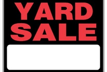 YARD SALE / by Donna Grant