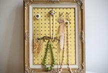 Jewelry Organizers / by Daffodil Bijoux