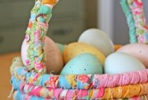 Easter / by Stitched With Friends