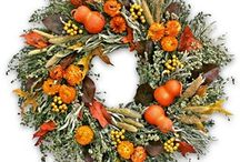 Wreaths / by Cherie
