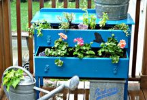 Garden Items / by Donna Kellar Johnson
