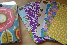 Great Ideas. / check out my blog at http://craftingchick101.blogspot.com/ / by Baylor White