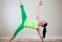 Yoga / by Karissa Tonn