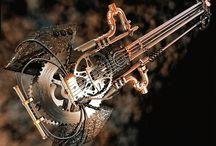 steampunk / steampunk design inspirations / by Adam