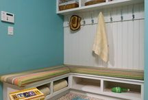 Mudroom / by Kimberly Turner