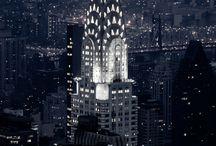 NYC / by Brenda Hawkins