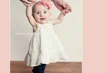 6 month poses / by Amy Coon
