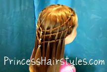 Hair Styling/Braiding / by Claudia Miller
