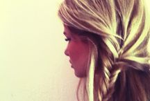 cute hair styles / by abbie reed