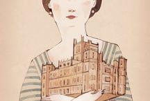 Downton Abbey / by Rachel White