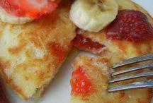 breakfasts / by Martha del Cerro