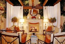 Outdoor Space / by Katherine Stanford