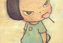 illustration / by Weiwei Hui