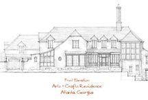 Country Estate Architecture / by Everett Schram