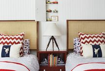 Kids Rooms / by Rhonda Stephens
