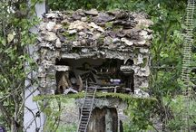 Fairy Houses and Gardens / by Lorna Nielson
