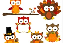 Fall/Thanksgiving / by Brittany Cowdell
