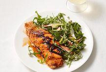 Seafood / by Shanna Ballsrud