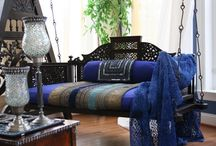 INDIAN FURNITURES and DECOR / by Ruby Teves