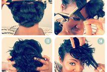A flair for hair / by Sophia Dunn