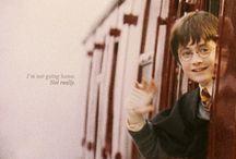 Harry Potter / by Natalie Schlirf