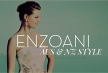 Australia & New Zealand Style / #Enzoani Style from Australia and New Zealand  / by Enzoani