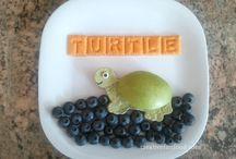 Fun food for the kiddies :) / by Pam Nunnally