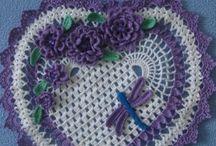 Crochet Doilie / by Maria Alvarado