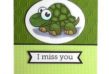 Cards - Animals / by Jessie