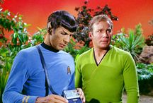 Space: The Final Frontier / Star Trek / by Kevin & Robin -