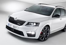 ŠKODA / I'm a big ŠKODA fan. Such great cars for the money. Here's a collection of some ŠKODA cars, wagons, and RS models that I'd be pretty happy to own.  / by Mark Lincoln