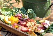 Salads / by Donna Wensch