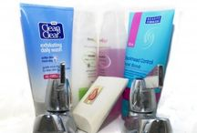 face care / by Kennedy
