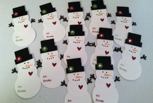 Cute tags  / by Renae Robertson