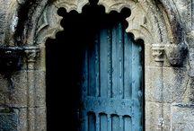 enter / by Lana Lansford Somerville